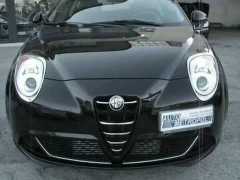 alfa romeo mito 1 6 jtdm 16v distinctive 120 cv. Black Bedroom Furniture Sets. Home Design Ideas