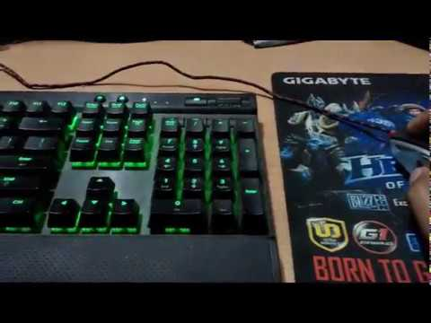 Corsair K70 RGB Dead LED Problem!