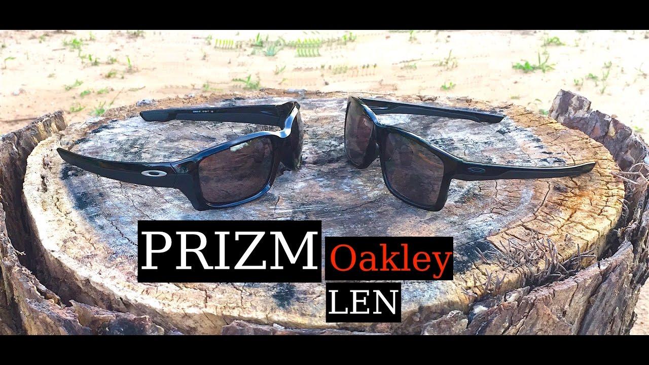 oakley straightlink prizm lenses