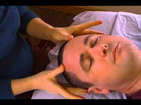 Forehead Massage - 12 Days of Partner Massage from...