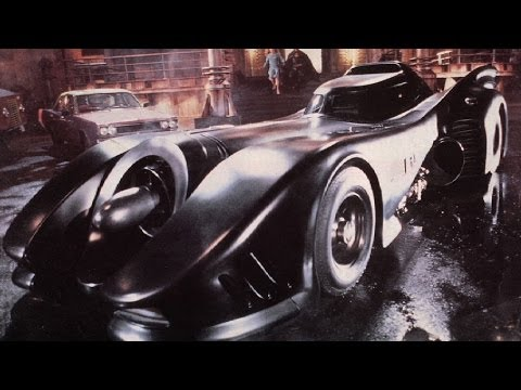 Top 10 Movie Cars - YouTube