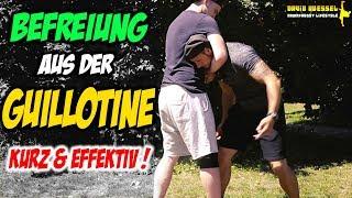 Befreiung aus GUILLOTINE auf der Straße   KURZ & EFFEKTIV