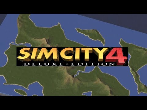 Simcity 4 Ep 60 - Wind Farm In York & Expantion