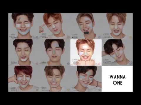 How would WANNA ONE sing LIKEY by TWICE (male version)