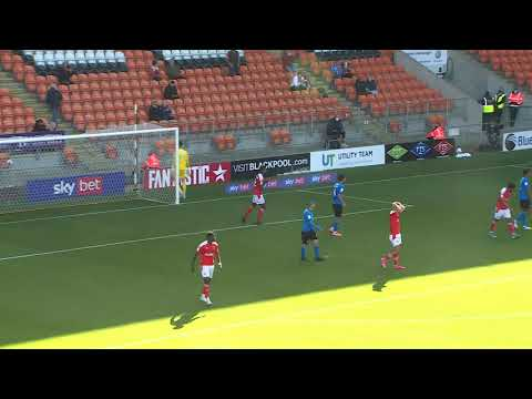 Blackpool Swindon Goals And Highlights