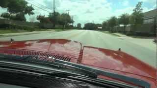 1964 Ford Thunderbird in Dallas, Texas action