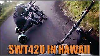 Chris Green (SWT420) in Hawaii