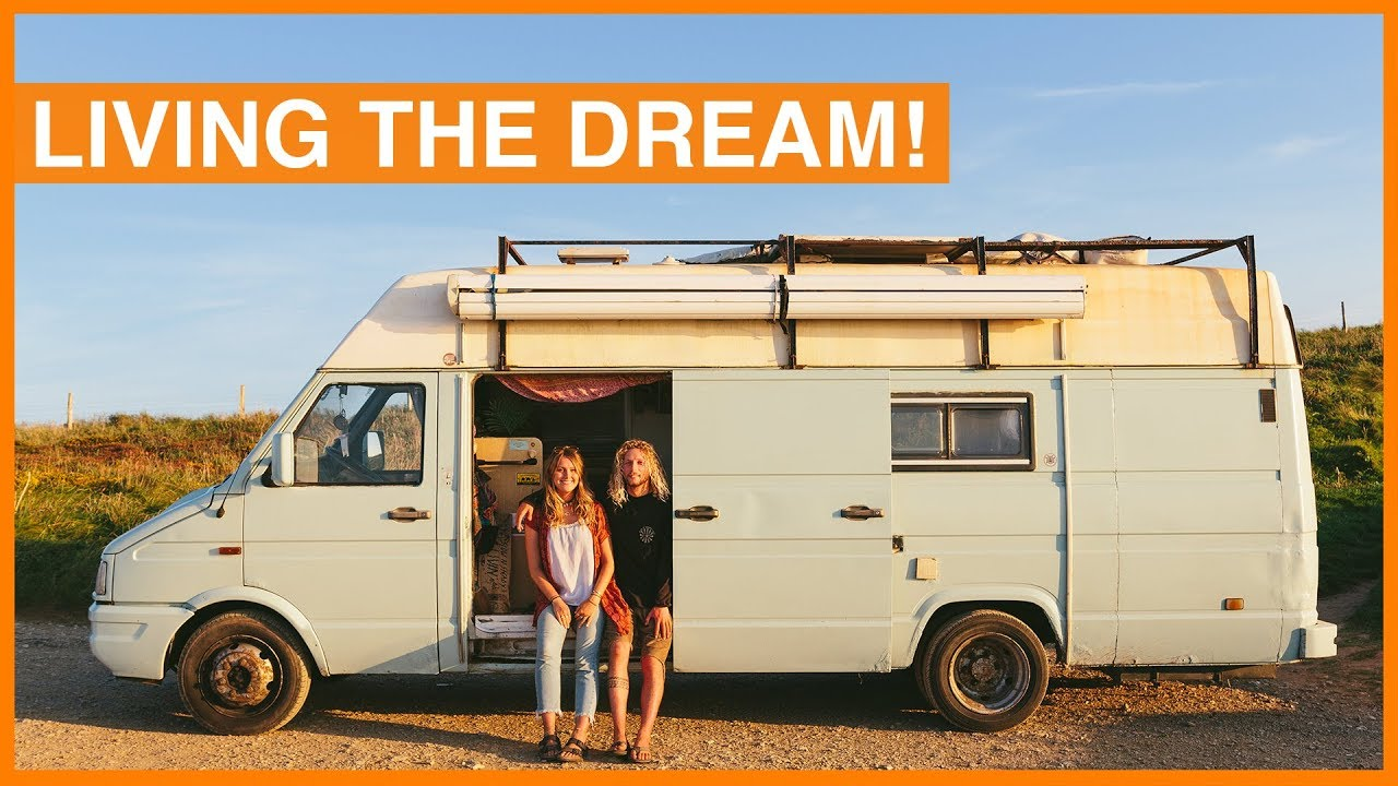 Full-Time Van Life Heading to Africa - Iveco Daily Van ...