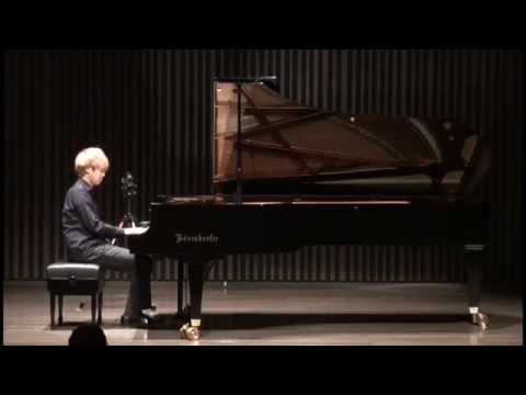 Yusuke Sato plays F.Schubert Piano Sonata F minor D625