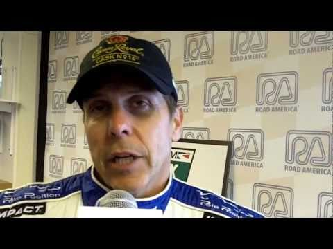 Rolex Sports Car Series 250 Winner Interviews