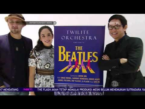 Addie MS akan Gelar Konser Bertemakan The Beatles Mp3