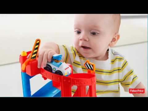 Fisher-Price Little People 2-in-1 Einsatzzentrale