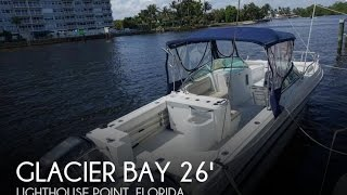 [UNAVAILABLE] Used 2004 Glacier Bay 2640 Renegade in Lighthouse Point, Florida