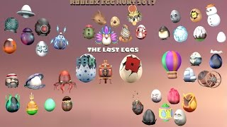 Roblox - Egg Hunt 2017: The Lost Eggs (All 42 Eggs Guide)