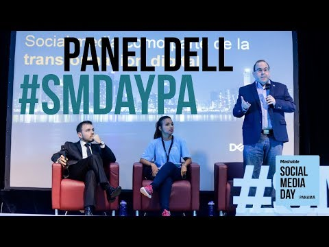 Social Media Day 2017 #SMDayPA Conversatorio Dell