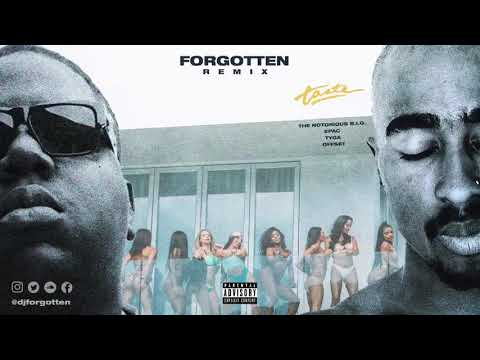 2pac and Notorious b - i-g, Taste Remix, FT TYGA Offset
