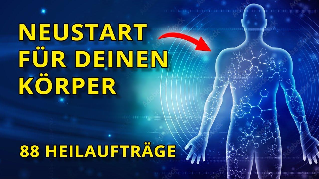 88 Heilaufträge Für Körper Geist Und Seele Hypnose