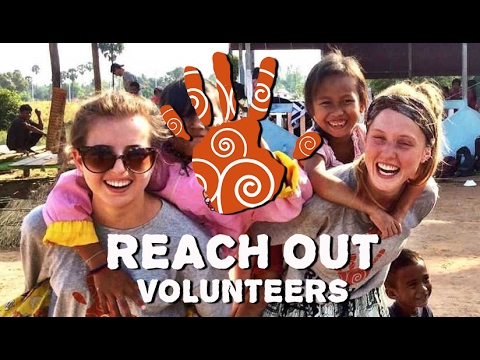 Volunteer Cambodia: Village Immersion Program - Reach Out Volunteers