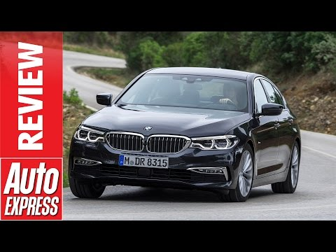 BMW 5 Series review: G30 sets new executive car standard