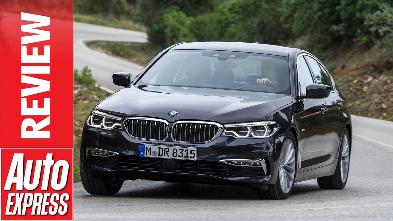 Bmw 5 Series Review G30 Sets New Executive Car Standard Youtube