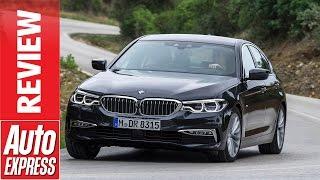 BMW 5 Series review: G30 sets new executive car standard thumbnail
