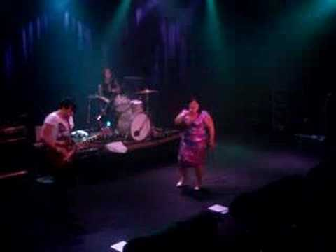 The Gossip- Heavy Cross (live), Melkweg Amsterdam