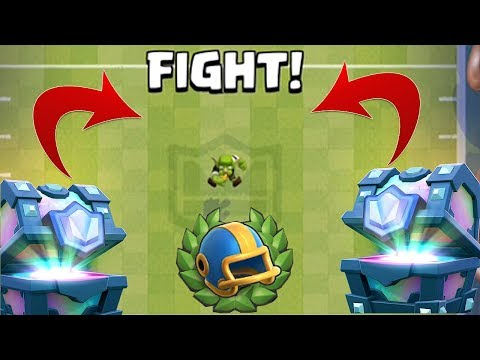 "NEW FOOTBALL MODE!! ""Clash Royale"" 2v2 Mode!!"