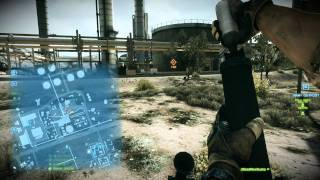 Battlefield 3 PC - M224 Mortar Gameplay