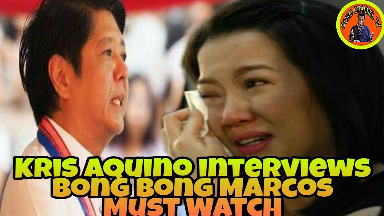 Download Part 1- Ganito KATALINO si BONGBONG MARCOS _ Kris Aquino and Bongbong 1 on 1 interview latest news