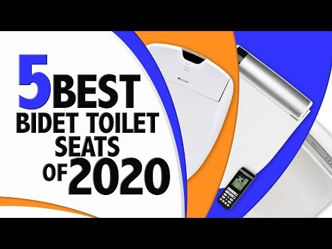 5 Best Bidet Toilet Seats Of 2020 - BidetsPLUS.com