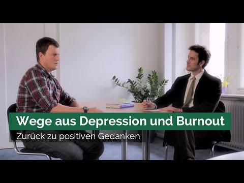 Therapie von Depression und Burnout