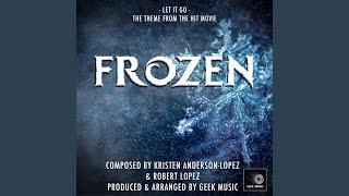 Gambar cover Frozen: Let It Go: Main Theme