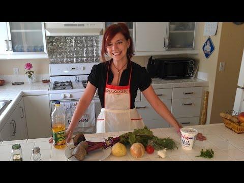 Russian Borsch (Борщ) Recipe - Step By Step!