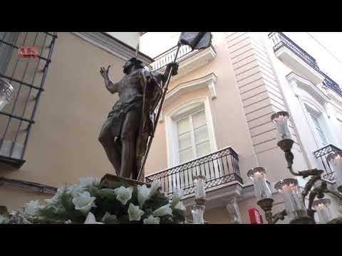 Resultado de imagen de Resucitado (Cádiz) via crucis