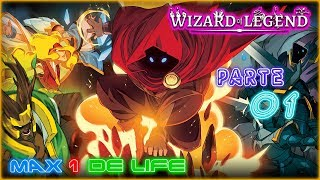 XBOX ONE - WIZARD OF LEGEND - PARTE 01