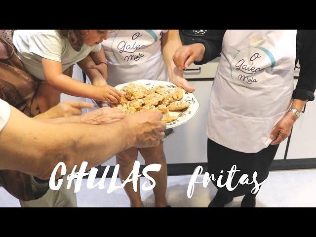 🍴Chulas Galegas, receita da avoa