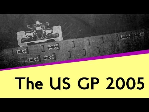 The US Grand Prix 2005 - what actually happened? | F1 Story Time