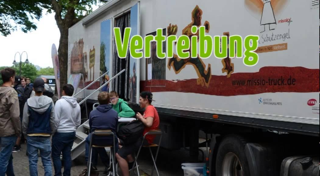 Flüchtlinge In Köln