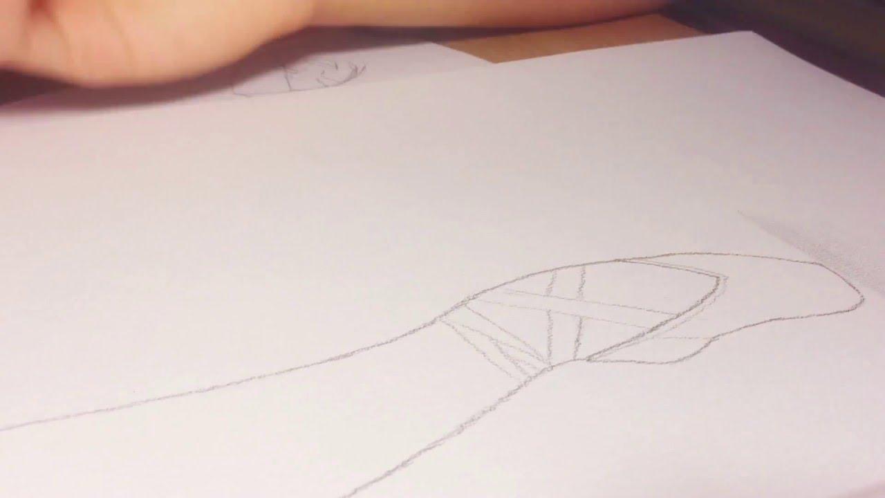 Dessin de pointe youtube - Dessin anime danseuse ...