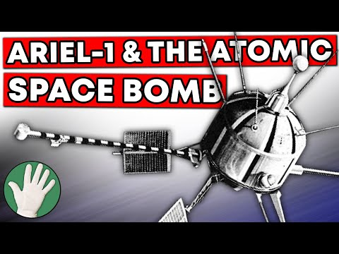 Ariel-1 and the Atomic Space Bomb - Objectivity #10