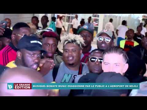 Bomaye Music à Kinshasa