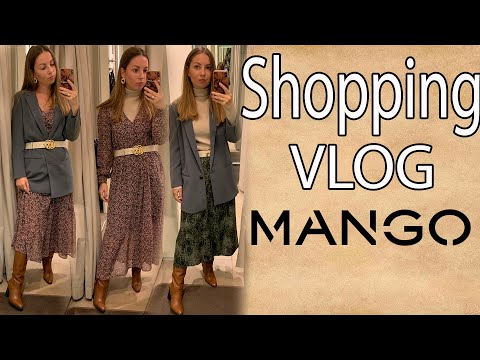 SHOPPING VLOG Mango Lime \ Шопинг влог