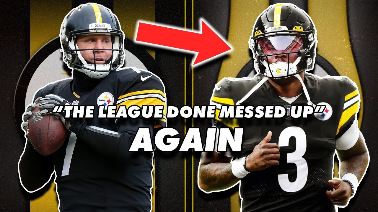 The REAL REASON Why The Steelers Signed Dwayne Haskins - download from YouTube for free