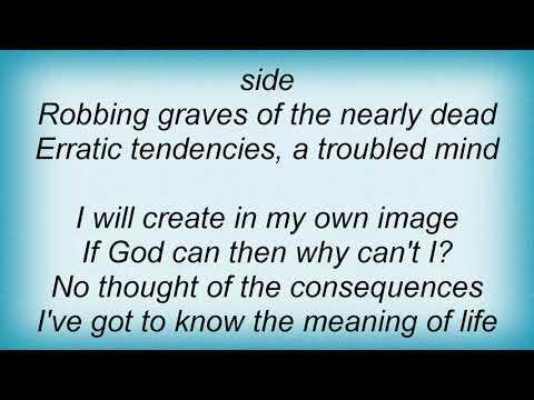 Iced Earth - Frankenstein Lyrics