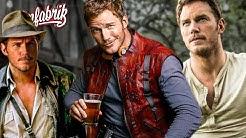 CHRIS PRATT I CLOSE UP Schauspieler aus Jurassic World, Guardians of the Galaxy