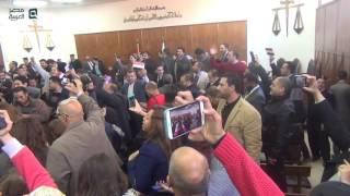 مصر العربية | مظاهرات داخل مجلس الدولة بعد حكم تيران وصنافير