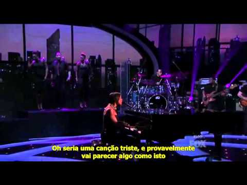 Tears Always Win -  Alicia Keys (live) tradução Pt