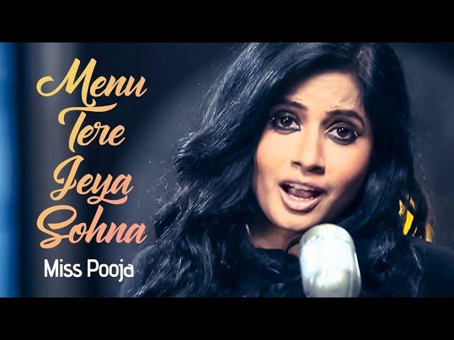 Menu Tere Jeya Sohna | Miss Pooja | Breathless | New Punjabi Album