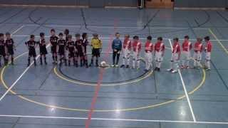 FSV Mainz 05 U9 vs. Bayer 04 Leverkusen U9 1:3, Jhg 2005, Finale NLZ-Vergleich 08.12.13 M`Gladbach