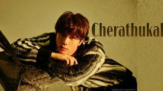 Jin BTS Version Of Cherathukal Malayalam FMV